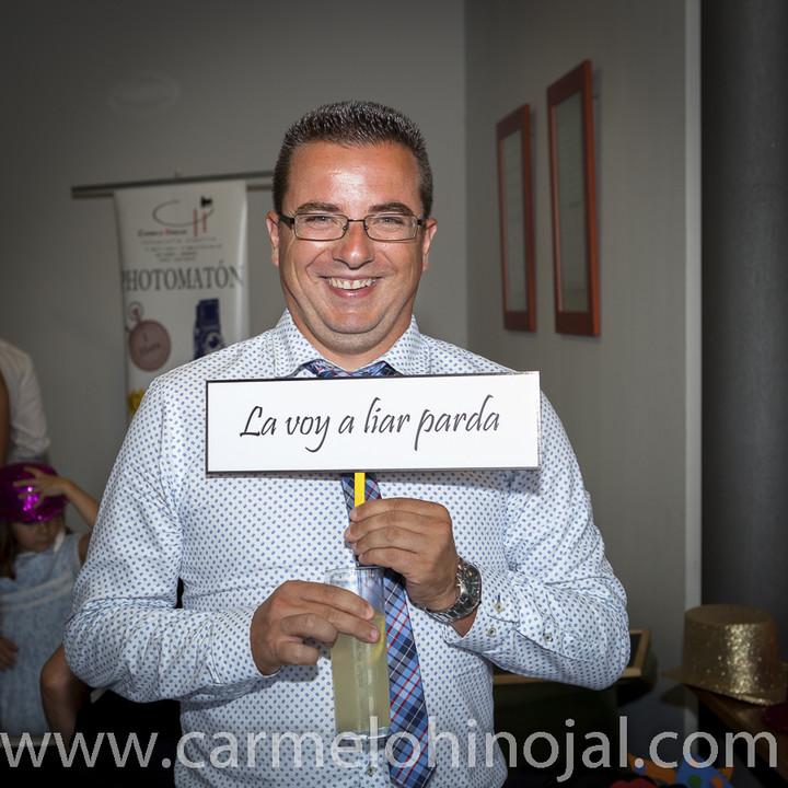 fotografias photocall boda fotografo carmelo hinojal santander cantabria_